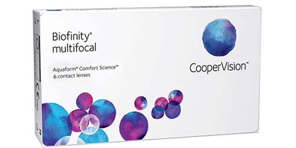Biofinity Multifocal (6 Pack)