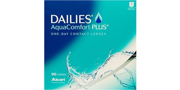 Dailies Plus (90 pack)