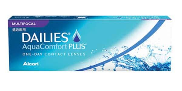 Dailies Plus Multifocal (30)