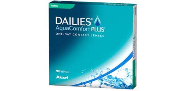 Dailies Dailies Plus Toric (90)