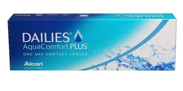 Dailies Plus (30 pack)